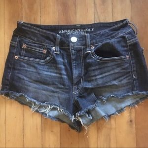 American Eagle Outfitters Cutoffs Sz6